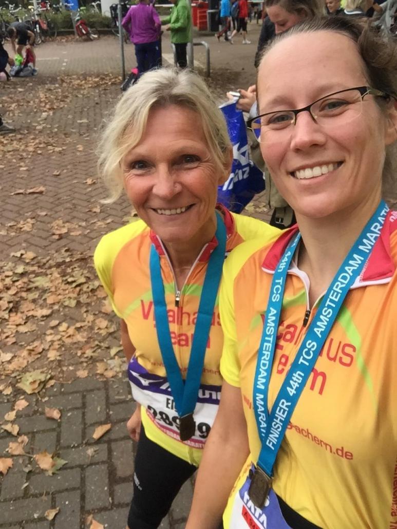 Amsterdam Marathon 2019