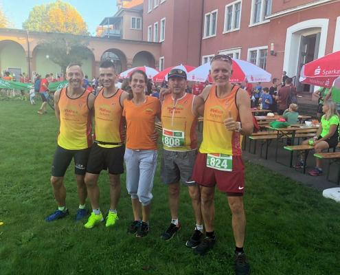 Illenau Lauf 2019 Achern Vitalhaus-Team