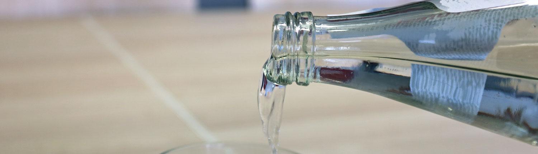 Wasser Empfehlung Vitalhaus Achern MIneralwasser